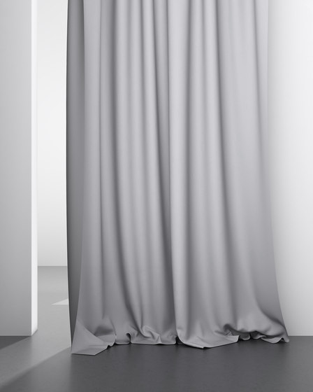 AVANTI  CS - 63 SILVER by Nya Nordiska | Shower Curtains