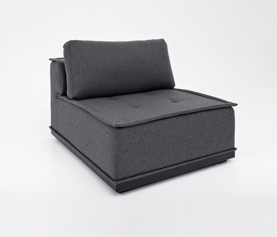 Napo Armchair by Comforty | Modular seating elements
