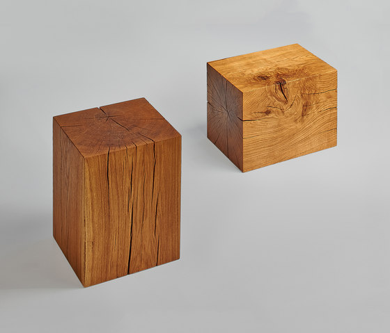 KLOTZ Stool de Vitamin Design | Mesas auxiliares