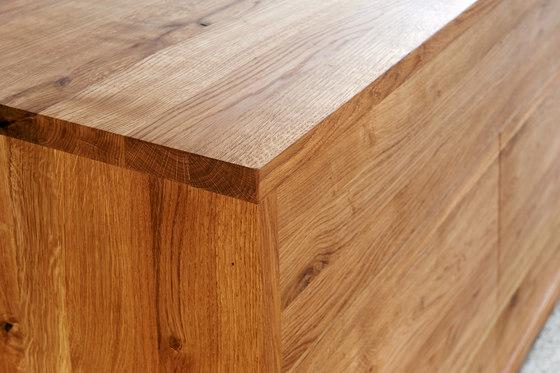 linea sideboard sideboards kommoden von vitamin design architonic. Black Bedroom Furniture Sets. Home Design Ideas