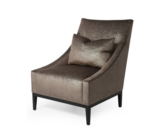 Valera occasional chair de The Sofa & Chair Company Ltd | Sillones