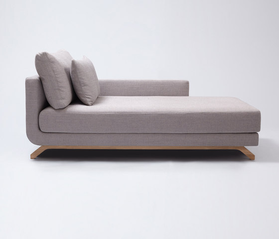 Pesto Chaise Longue di Comforty | Chaise longue