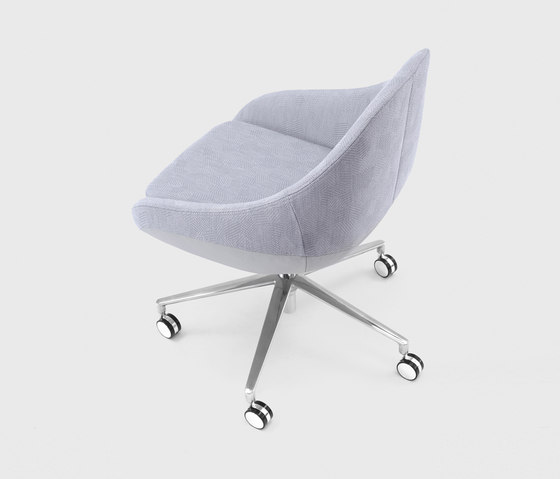 Ripple Chair de Comforty | Sillas de oficina