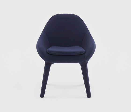 Ripple Chair by Comforty | Visitors chairs / Side chairs