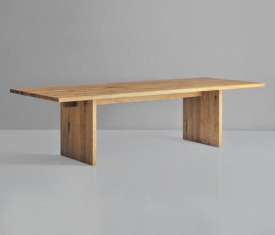Saga Tisch Esstische Von Vitamin Design Architonic
