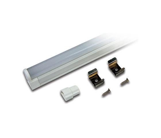 LED BasicLite F de Hera   Eclairage pour meubles