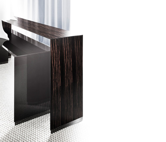 Pensami console table de Erba Italia | Tables consoles