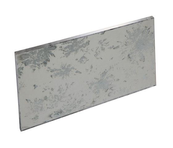 Tiles | Argento 13. by Antique Mirror | Glass tiles