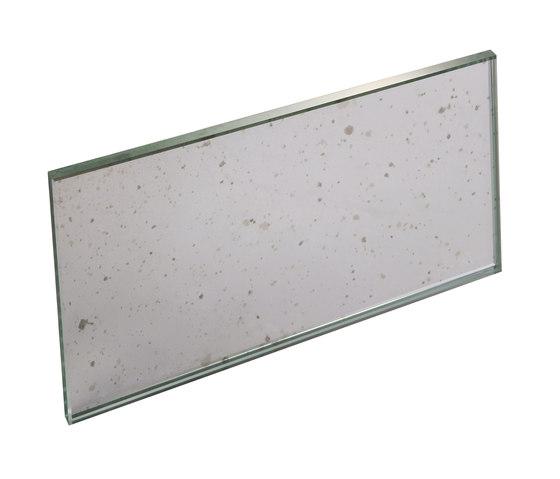 Tiles   Bianco e Nero 1. by Antique Mirror   Glass tiles
