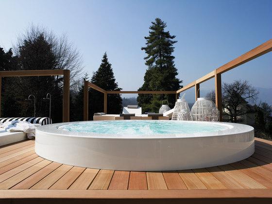 Minipool di Kos | Vasche idromassaggio da giardino