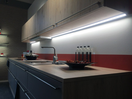 LED ModuLite F de Hera | Eclairage pour meubles