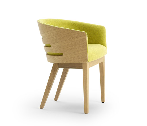 ALBERT TREE | SBL by Accento | Visitors chairs / Side chairs