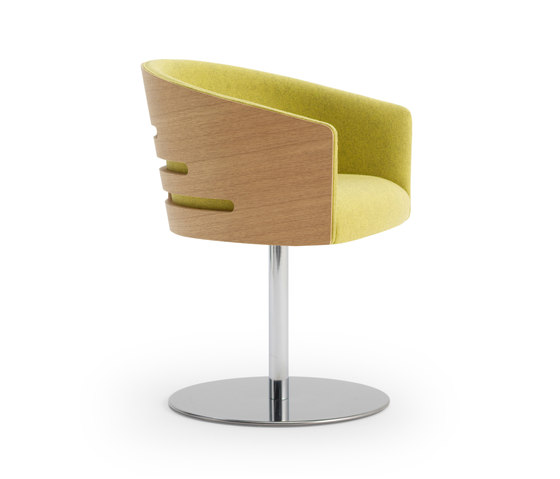 ALBERT TREE | SB1 by Accento | Visitors chairs / Side chairs