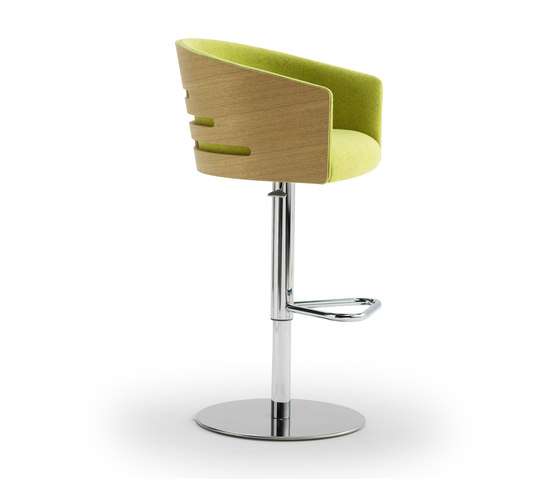 ALBERT TREE | SGSB METAL by Accento | Bar stools