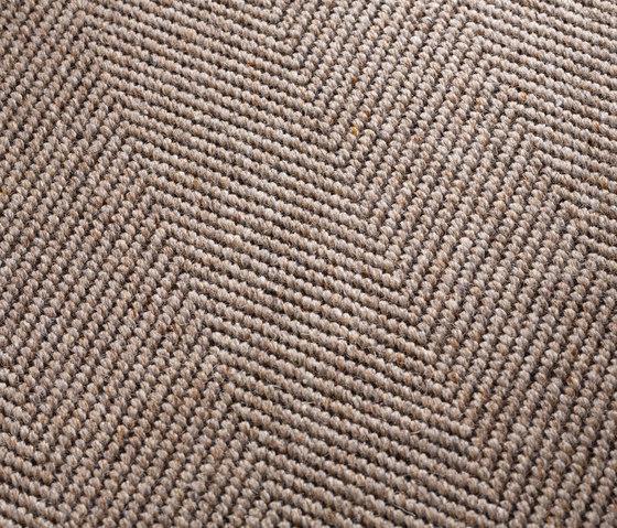 Herringbone Large 60367 von Ruckstuhl | Rugs