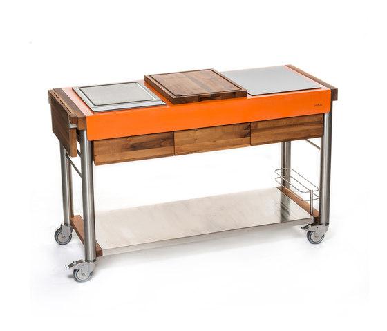 Serveboy | ultimo (orange) di Indu+ | Cucine da esterno