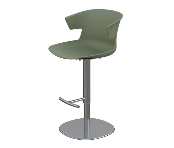 Cove bar stool de Quadrifoglio Group | Tabourets de bar