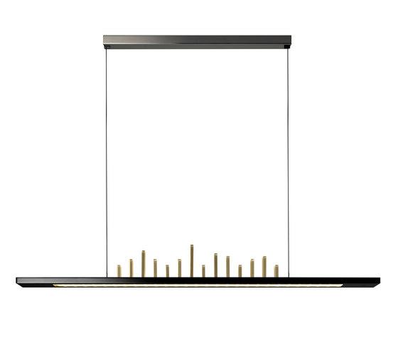 Paläo - Pendant Luminaire di OLIGO | Lampade sospensione