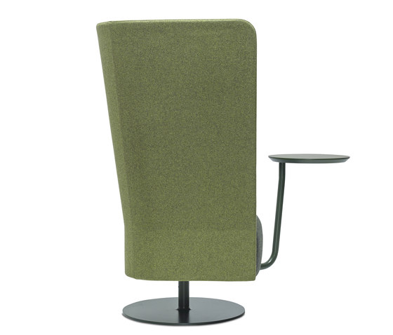 Cell 128 high-back armchair by sitland | Armchairs