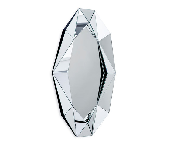 Diamond XL silver by Reflections Copenhagen | Mirrors