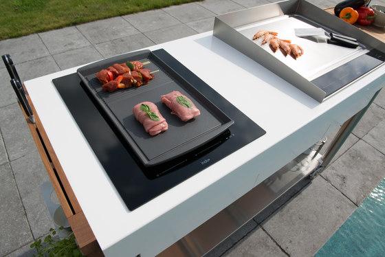 Serveboy Superbianco | ultimo unico di Indu+ | Cucine da esterno