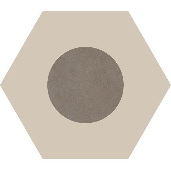 Cøre Basics Dot-Negative Ashgrey | CB60DNA di Ornamenta | Piastrelle ceramica