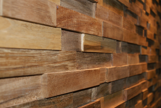JAVA SP STRAIGHT de Teak Your Wall | Planchas