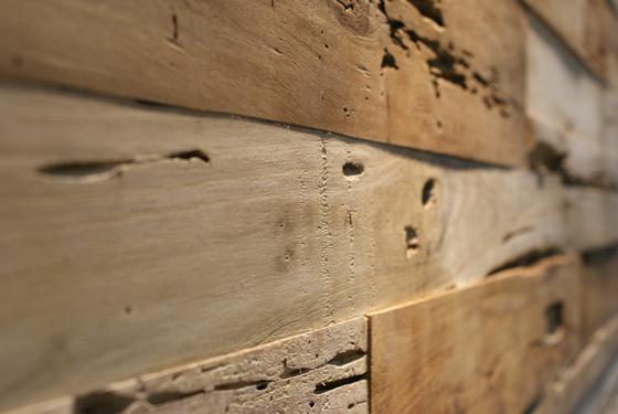 RAYAB de Teak Your Wall | Panneaux