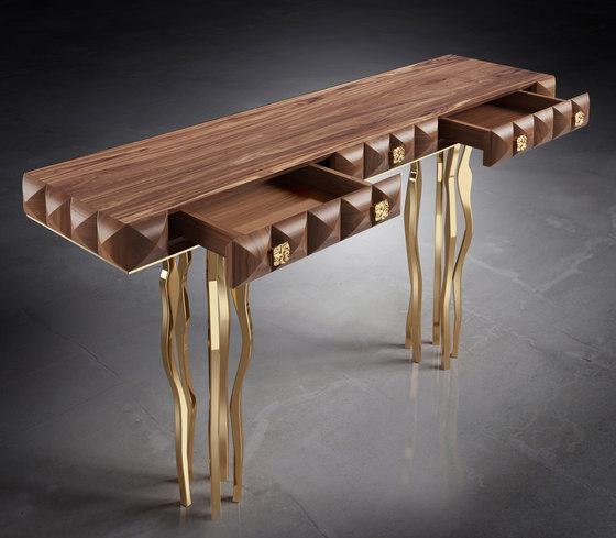 IL PEZZO 10 CONSOLE by Il Pezzo Mancante | Console tables
