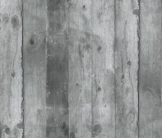 Concreto di Inkiostro Bianco | Carta parati / tappezzeria