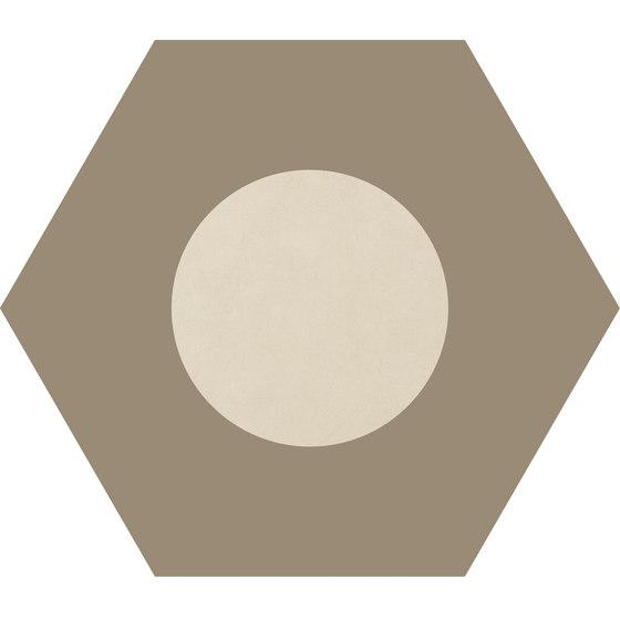 Cørebasics Dot-Negative Ivory | CB60DNI by Ornamenta | Ceramic tiles