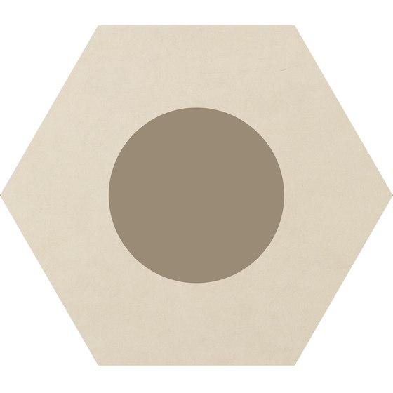 Cørebasics Dot-Positive Ivory | CB60DNI by Ornamenta | Ceramic tiles