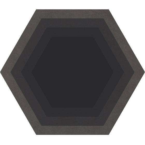 Cørebasics Honeycomb Grey | CB60HG by Ornamenta | Ceramic tiles