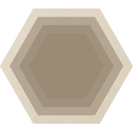 Cørebasics Honeycomb Ivory | CB60HI de Ornamenta | Carrelage céramique