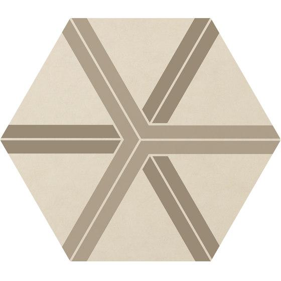 Cørebasics Plot Ivory | CB60PLI by Ornamenta | Ceramic tiles