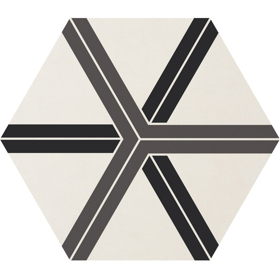 Cørebasics Plot White | CB60PLW von Ornamenta | Keramik Fliesen
