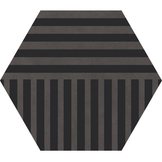 Cørebasics Stripes Grey | CB60SG di Ornamenta | Piastrelle