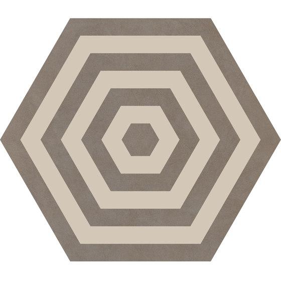 Cørebasics Target Ashgrey | CB60TA von Ornamenta | Keramik Fliesen