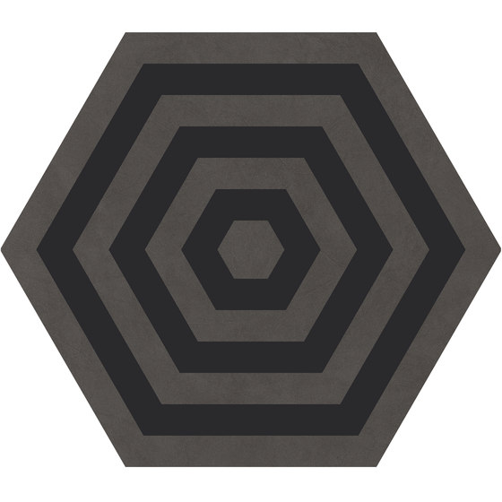 Cørebasics Target Grey | CB60TG von Ornamenta | Keramik Fliesen