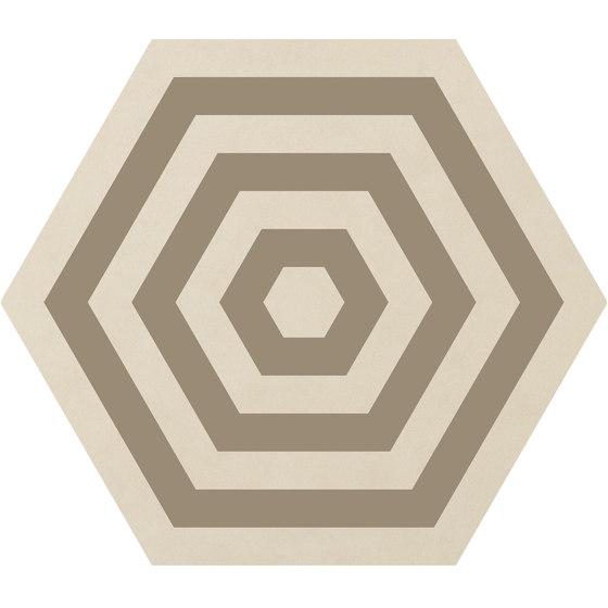 Cørebasics Target Ivory | CB60TI di Ornamenta | Piastrelle ceramica