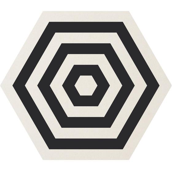 Cørebasics Target White | CB60TW von Ornamenta | Keramik Fliesen