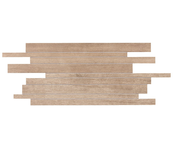 Note strips beige by Keope | Ceramic tiles