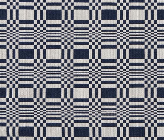 Doris Dark Blue de Johanna Gullichsen | Drapery fabrics
