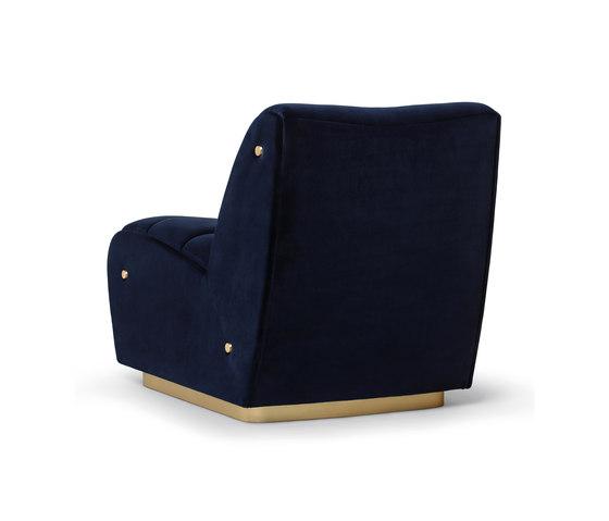 Newman | Armchair de MUNNA | Sillones lounge
