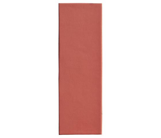 Pick 'n Brick Lipstick Rosso Mattone | PB0515RM by Ornamenta | Ceramic tiles