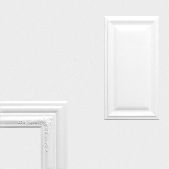Frames White Camden | FR5050PWC di Ornamenta | Piastrelle