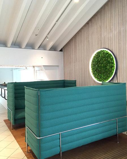 Luce Verde Slim by Sattler   Wall lights