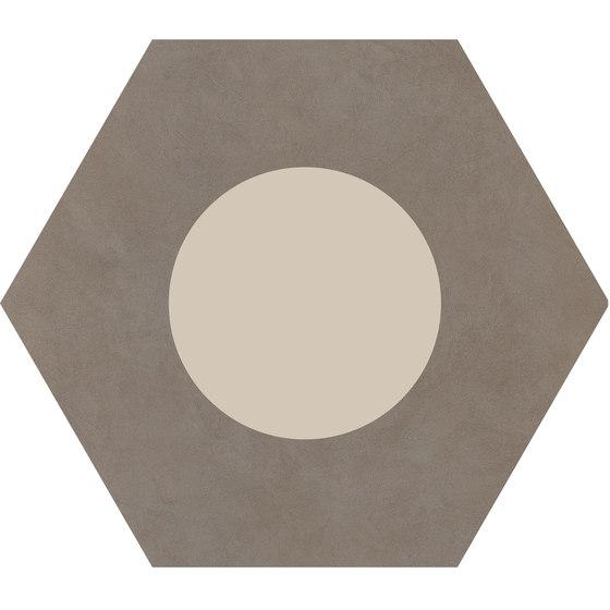 Cørebasics Dot-Positive Ashgrey   CB60DPA von Ornamenta   Keramik Fliesen