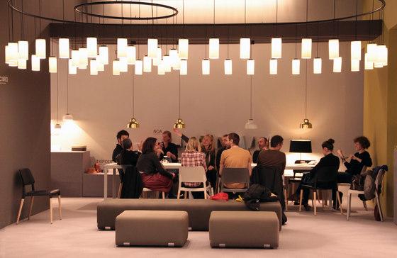 Cirio Oval | Pendant Lamp di Santa & Cole | Lampade sospensione