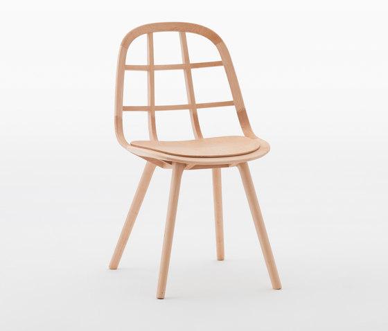Nadia Chair Natural di Meetee | Sedie